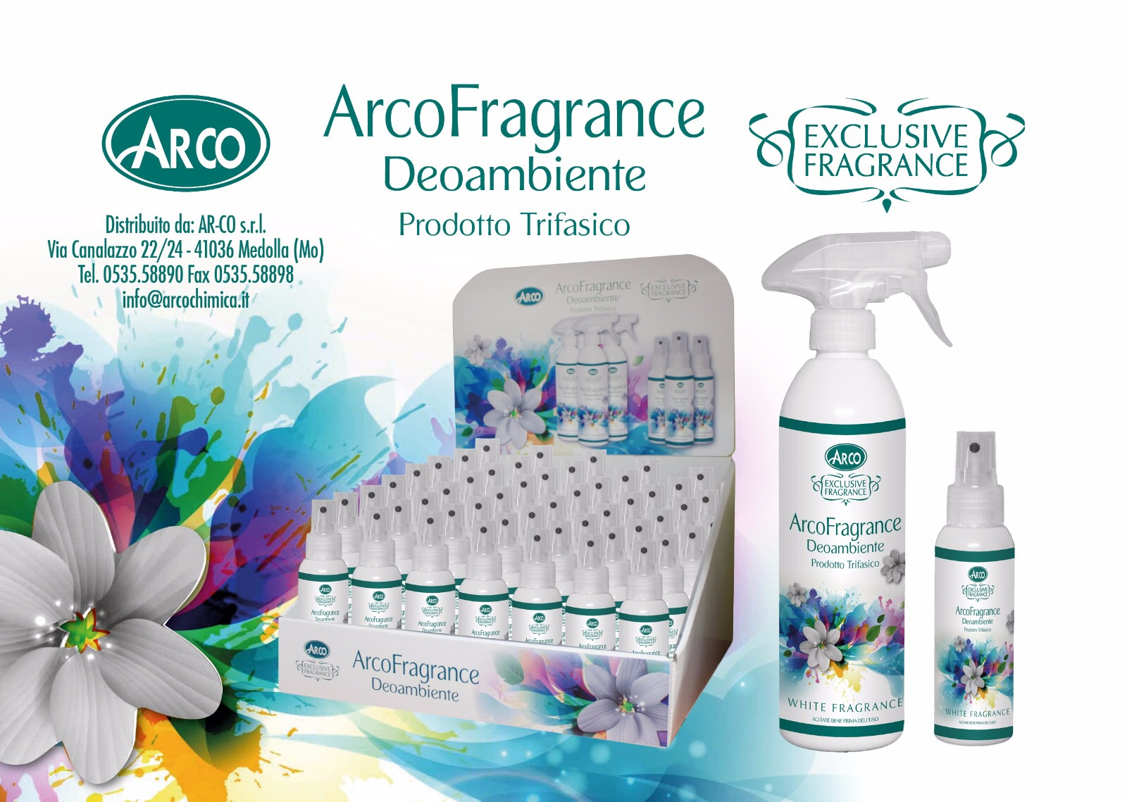 DEO FRAGRANCE