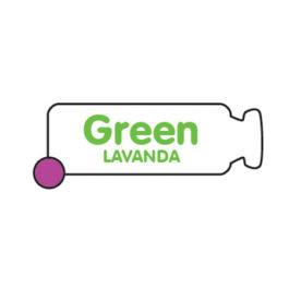 green lavanda