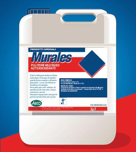 Murales ar co chimica srl for Murales per cucina